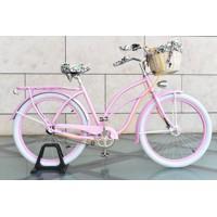 155c2d185 NOVINKABOMBA; RETRO CRUISER EMBASSY bicykel dámsky s prúteným košíkom za  najlepšiu cenu na trhu. Eshop BATASPORT